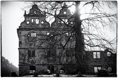 Jagdschloss Ruine im Kloster Hirsau, Nord Schwarzwald