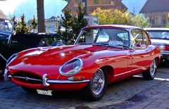 Jaguar E-Type SII 2+2 Coupe -1-