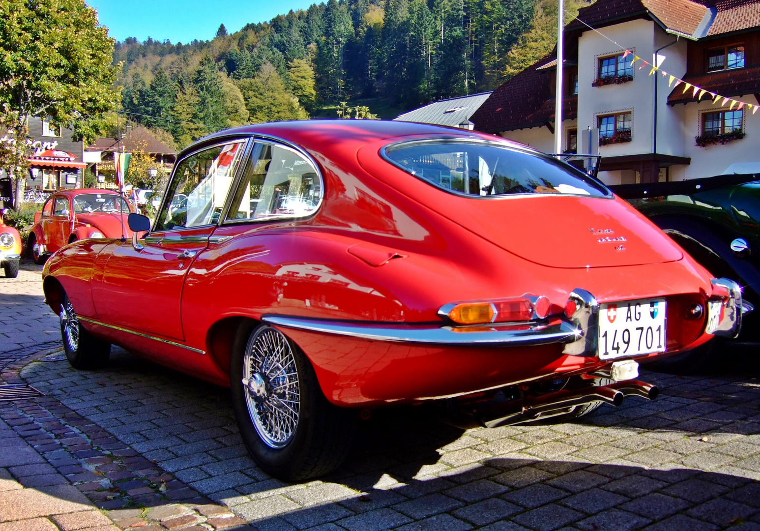 Jaguar E-Type SII 2+2 Coupe -2-