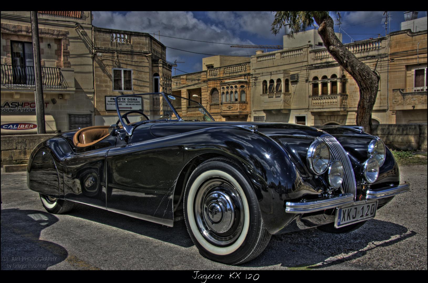 Jaguar KX 120