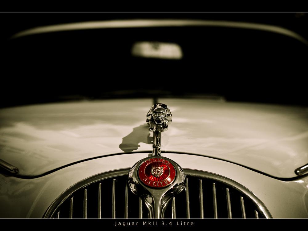 Jaguar MkII 3.4 Litre - 2 -