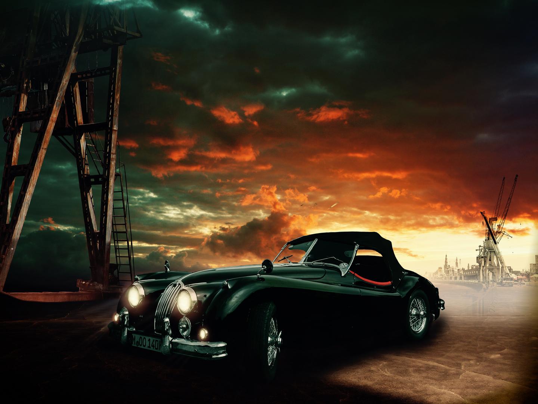 Jaguar-Old-Timer
