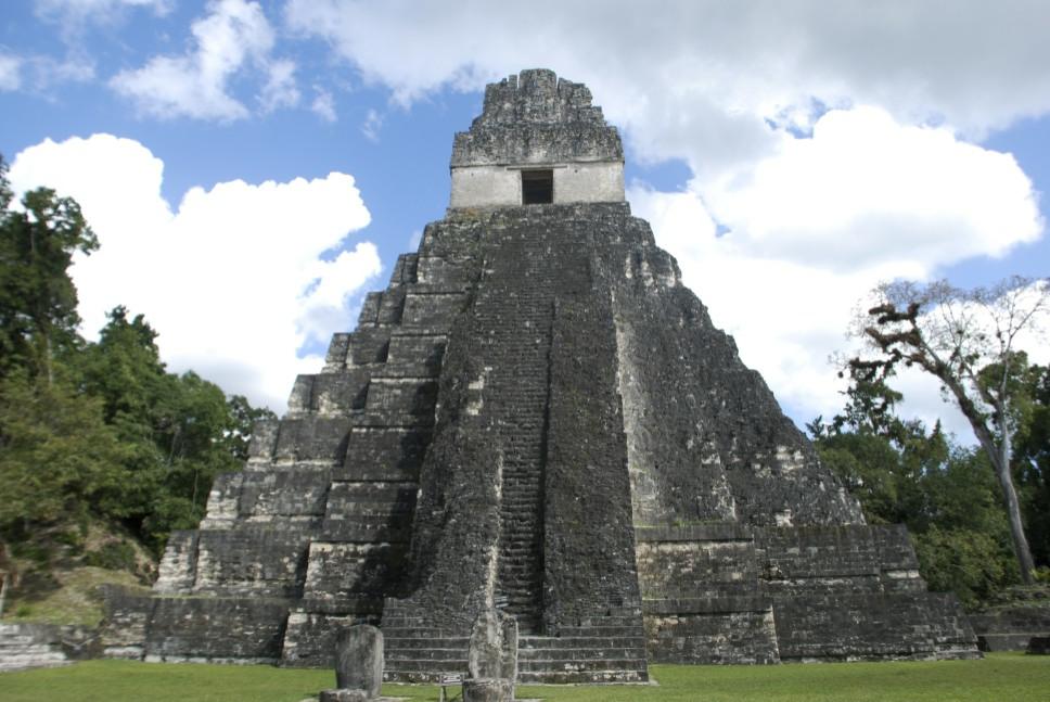 Jaguar Tempel - Guatemala
