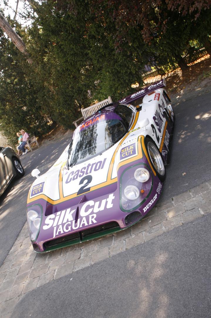 Jaguar XJR9 1989 Le Mans 1989