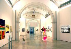 Jahresausstellung des BBK in der Galerie der Künstler, München