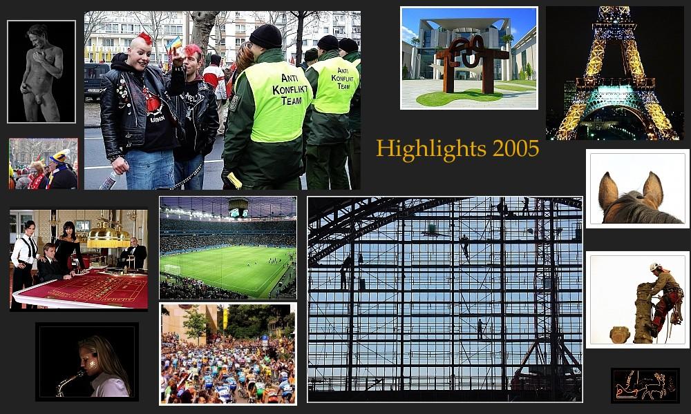 Jahresrückblick 2005
