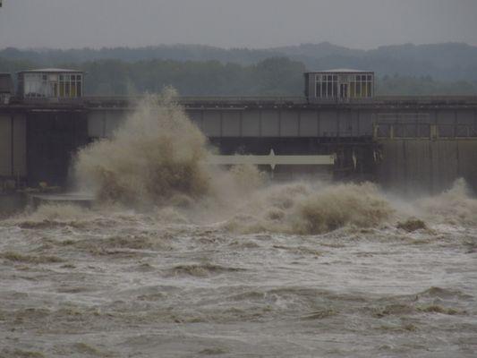 Jahrhundert-Hochwasser 2013