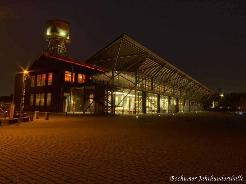 Jahrhunderthalle Bochum (HDR)