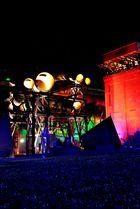 Jahrhunderthalle Bochum Westpark  Extraschicht 2013