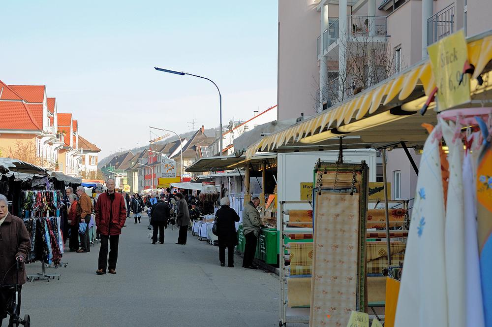 Jahrmarkt in Lörrach 23.2.11 (Nr.1)