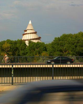 Jahrtausendturm Magdeburg