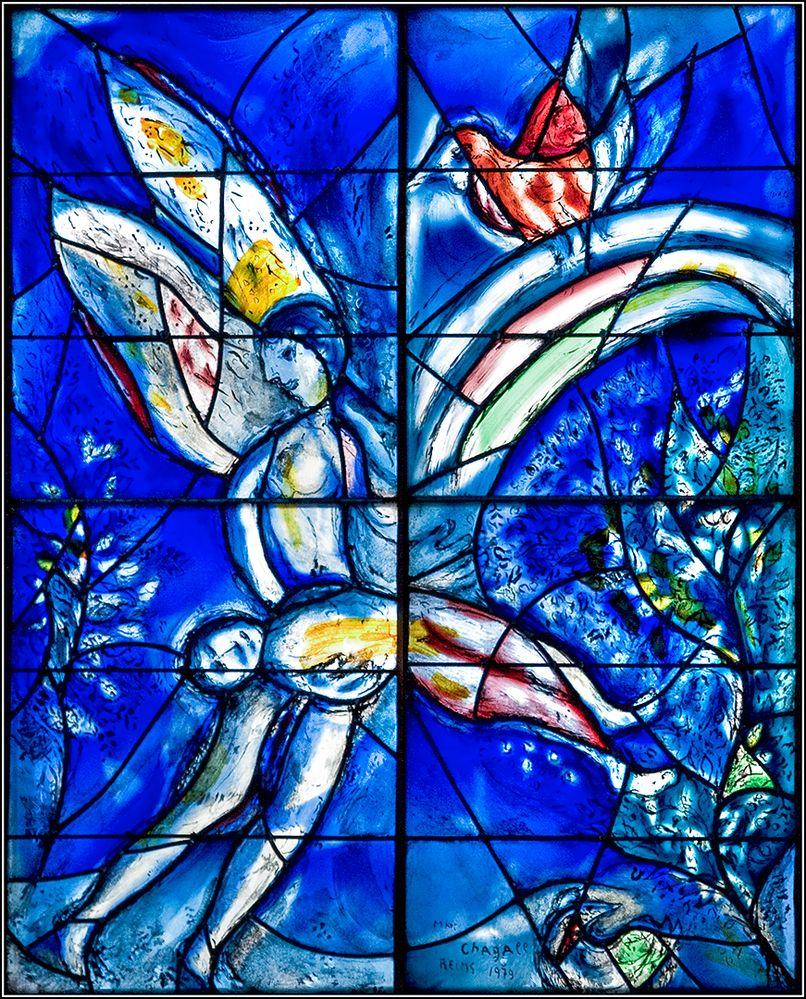 Jahwe nahm den Menschen und setzte ihn in den Garten Eden
