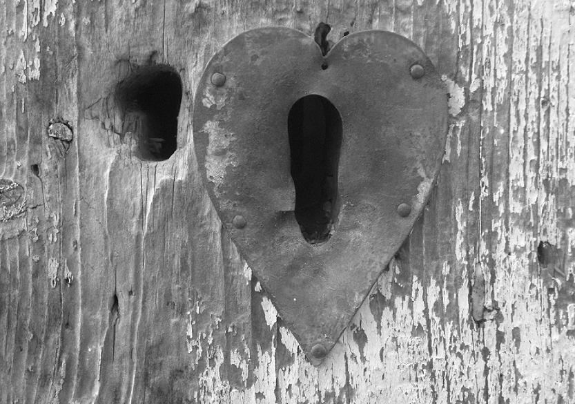 J'ai perdu la clé de mon coeur