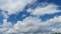 J'aime les nuages