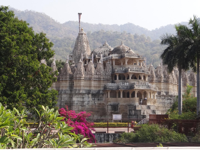 Jain Tempel in Ranakpur