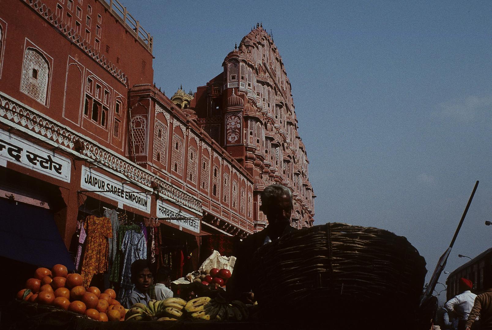 Jaipur, das 'Haus der Winde'