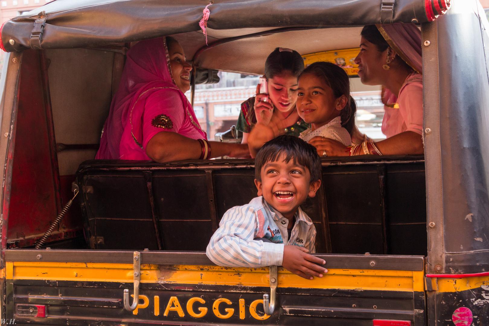 Jaipur smile