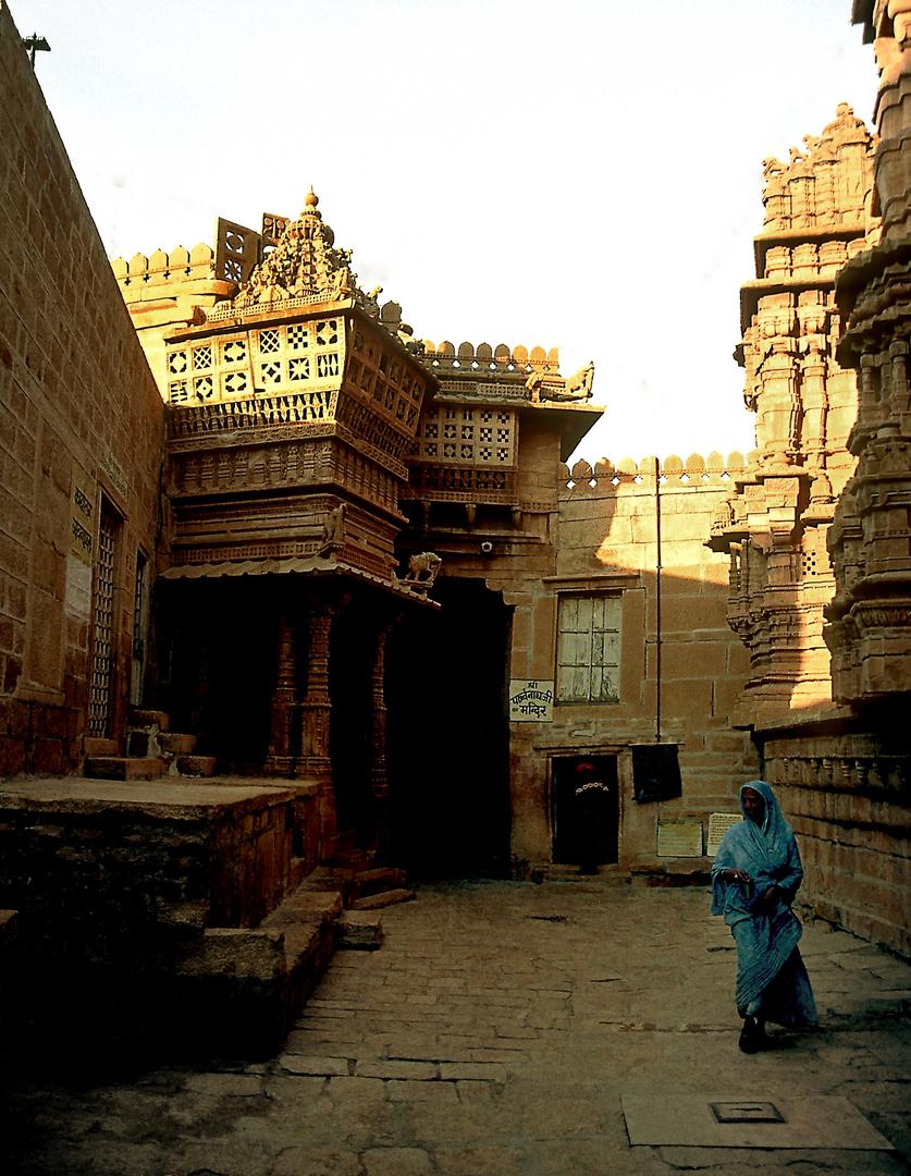 """Jaisalmer """"Traum aus Tausendundeiner Nacht"""""""