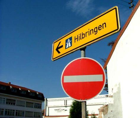Jaja, die Verkehrsplaner ;-)