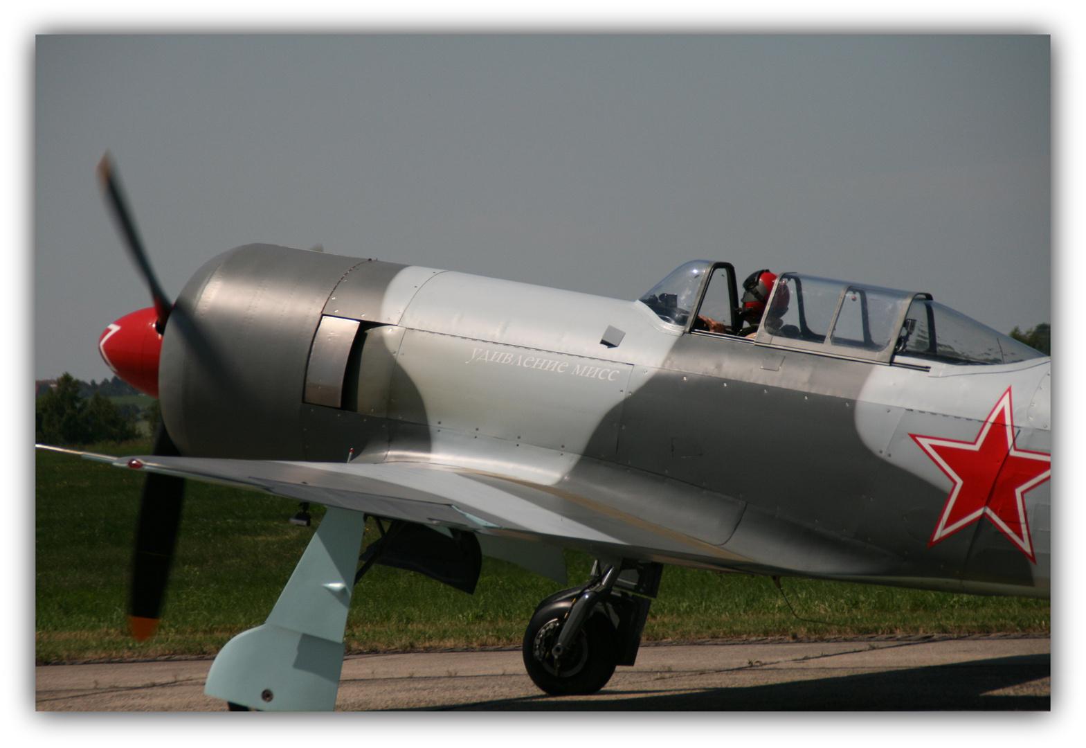 Jak-3U....