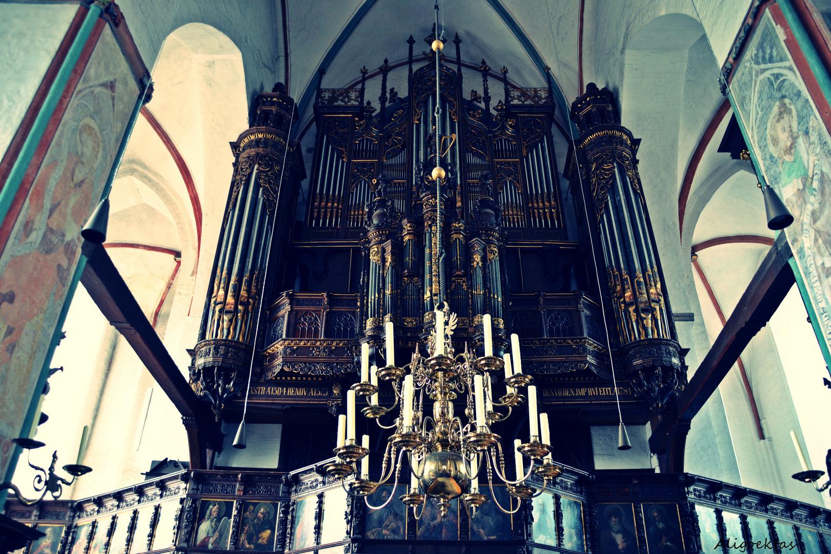 Jakobikirche in Lübeck