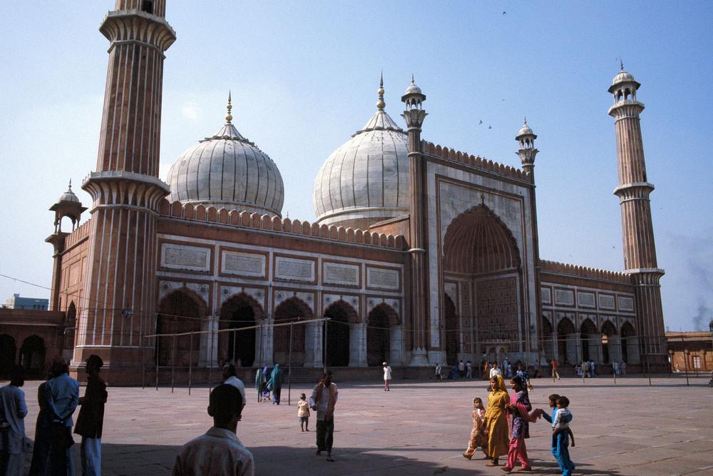 Jama Masjid Moschee