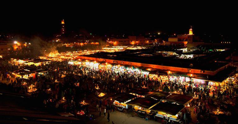 Jamaa el Fna Night