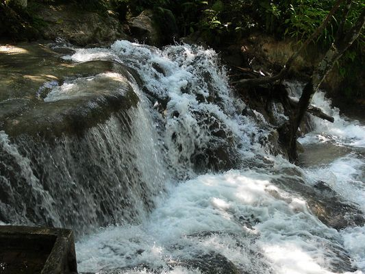 Jamaica: Dunn´s River Falls 2
