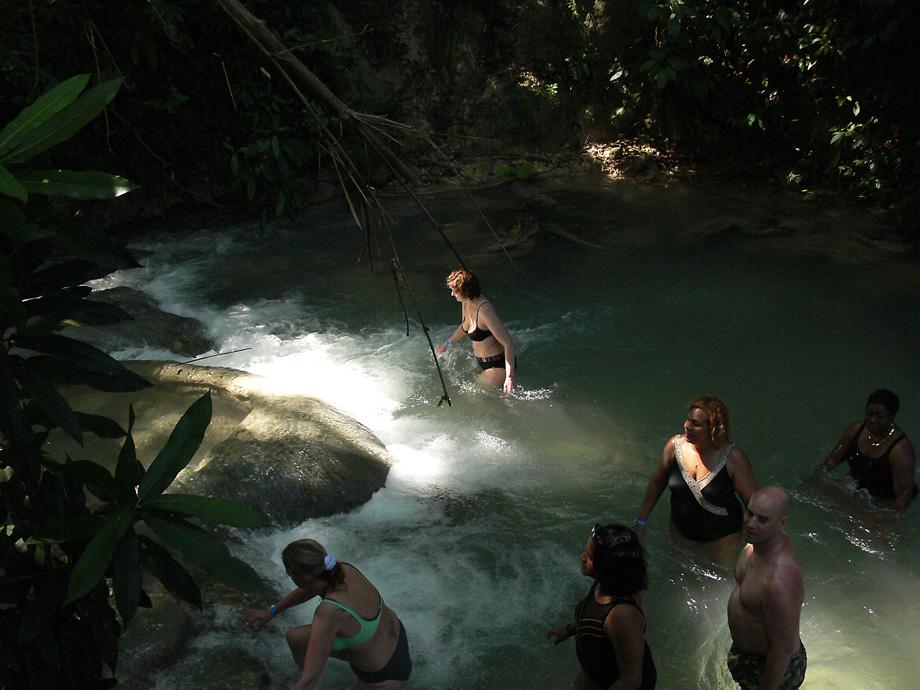 Jamaica: Dunn´s River Falls
