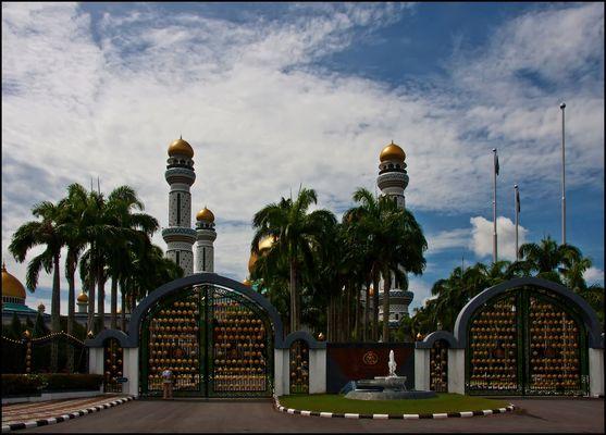 Jame'Asr-Hassanal-Bolkiah-Moschee
