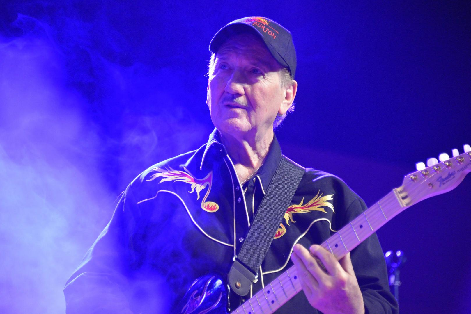 James Burton Gitarrist von Elvis Presley
