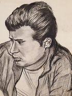 James Dean in Kohle