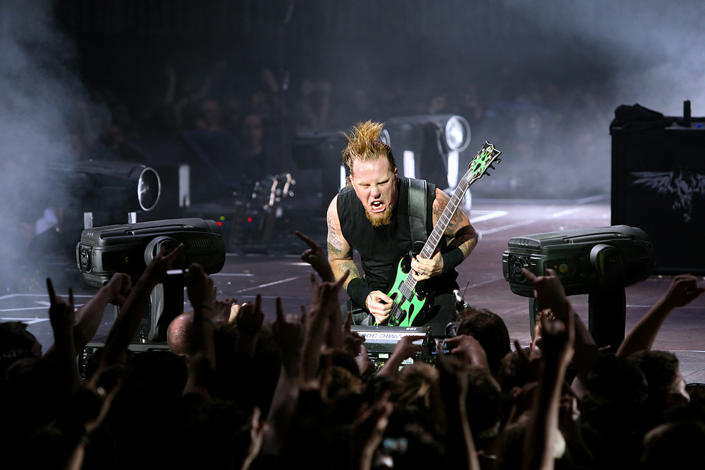 James [ Metallica ]