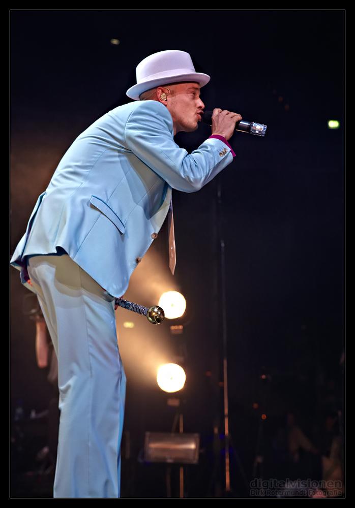 Jan Delay Live in Hamburg /12.