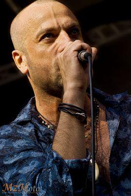 Jan Plewka - Sänger der Band Selig