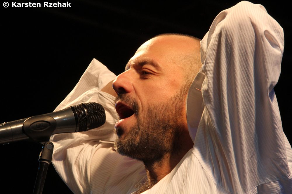 Jan Plewka singt Rio Reiser