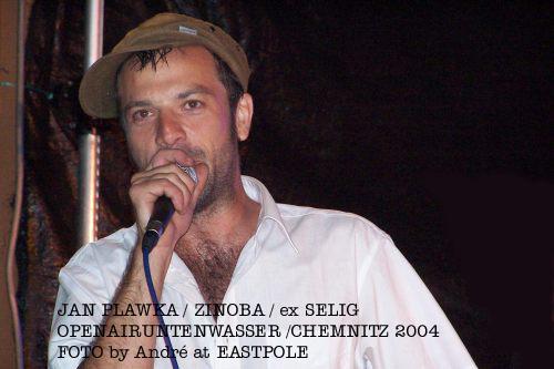 Jan Plewka/Zinoba/ex Selig