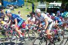Jan Ullrich + Lance Armstrong // Tour de France 2001