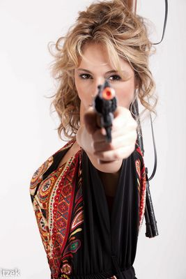 Jane Bond alias Pattie 2
