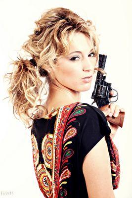 Jane Bond alias Pattie