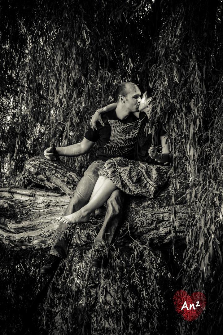 Jane und Tarzan