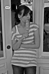 ...JANINA... von einer stolzen Mama fotografiert :-)