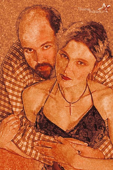 Janine und Guido