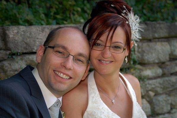 Janine und Uwe