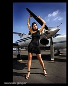 Janine wirft der Propeller an ;-)