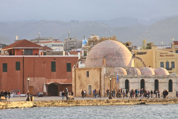 Janitscharen-Moschee in Chania