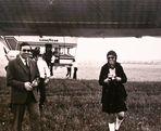 Janne mit Luftschiff