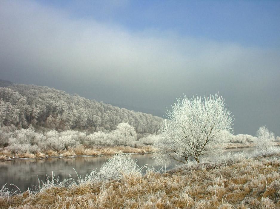 """Januar"" im WESERBERGLAND-KALENDER 2012 sowie preisgekröntes Foto ""Biosphäre Fotowettbewerb 2012"""
