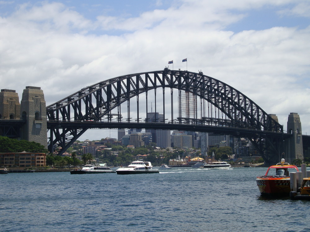 Janvier 2009 - Harbour Bridge