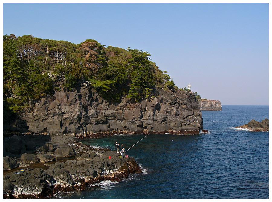 Japan: Auf Seminarsfahrt zur Izu-Halbinsel